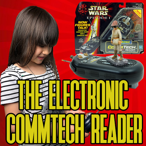 A Look At The Electronic CommTech Reader