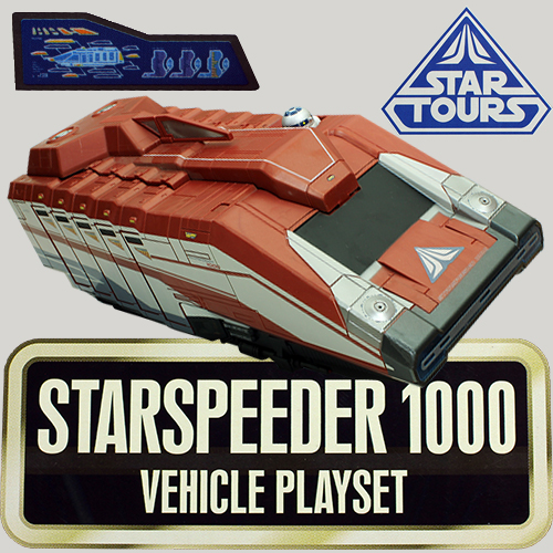 Star Tours STARSPEEDER 1000