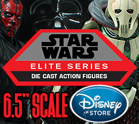 Disney Elite Series Die Cast