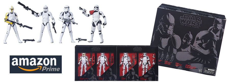 Star Wars Amazon Exclusive