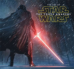 Star Wars The Force Awakens Art Book