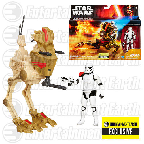 Star Wars Entertainment Earth Exclusive