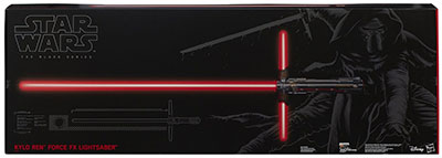 Star Wars The Force Awakens Kylo Ren FX Saber
