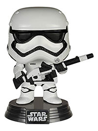Star Wars The Force Awakens Pop Vinyl Trooper