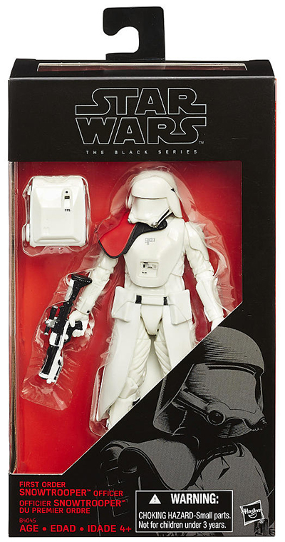 Snowtrooper Officer The Black Series