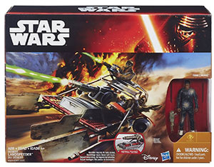 Star Wars Jakku Speeder