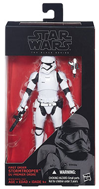 Star Wars The Force Awakens Clone Trooper