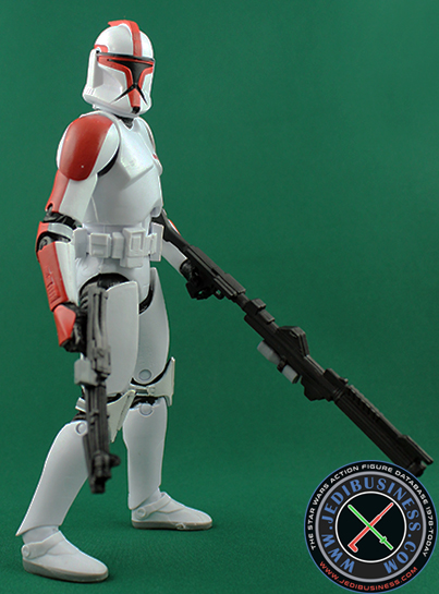 Clone Trooper Captain Attack Of The Clones Star Wars The Black Series 6""