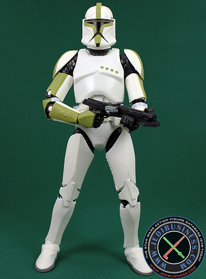 Clone Trooper Sergeant figure, 6black2