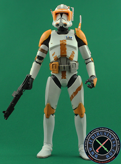 Commander Cody figure, 6black2