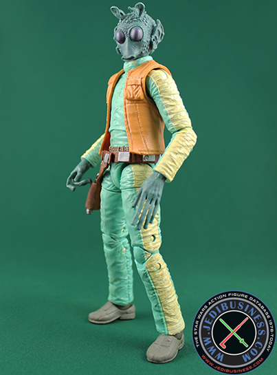 Greedo Cantina Showdown 2-pack The Black Series 6""