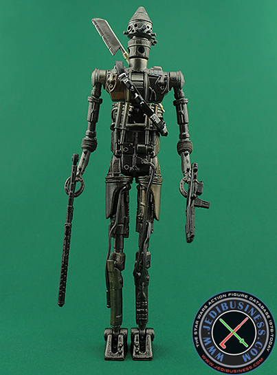 IG-88 figure, 6black2