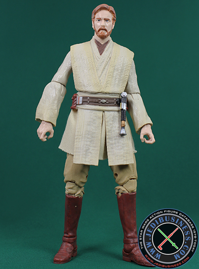 Obi-Wan Kenobi Revenge Of The Sith The Black Series 6""