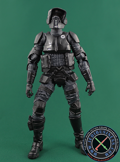 Shadow Scout figure, 6black2Exclusive