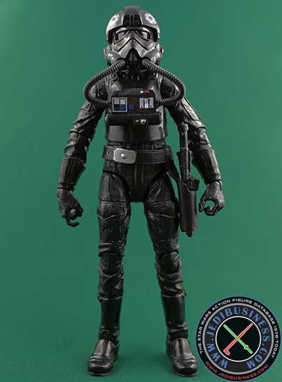 Tie Fighter Pilot figure, 6black2