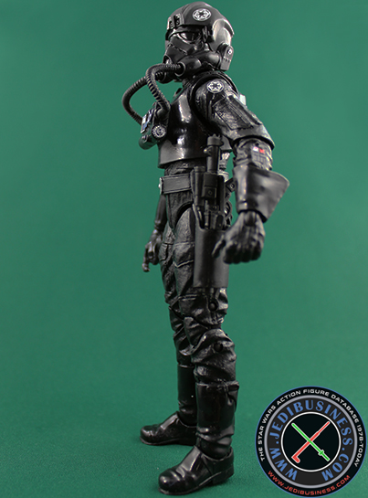 Tie Fighter Pilot Star Wars The Black Series 6""