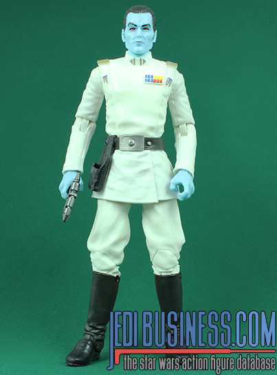 Admiral Thrawn Star Wars Rebels The Black Series 6""