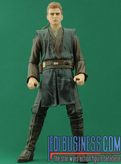 Anakin Skywalker Padawan The Black Series 6""