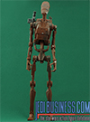 Battle Droid, Geonosis figure