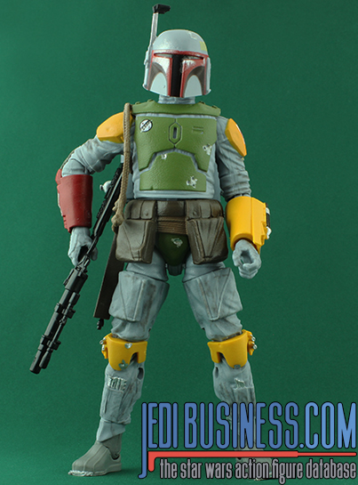 Boba Fett Kenner Tribute The Black Series 6""