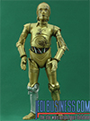 C-3PO, With Chewbacca figure