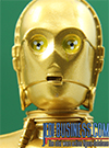 C-3PO Resistance Base Star Wars The Black Series 6""