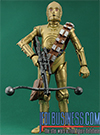 C-3PO, With Babu Frik figure