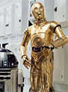 C-3PO, A New Hope figure