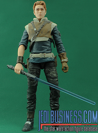 Cal Kestis With BD-1 Star Wars The Black Series 6""