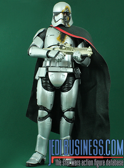 Captain Phasma figure, bssixthreeexclusive