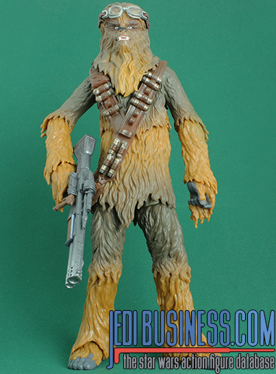 Chewbacca Solo: A Star Wars Story The Black Series 6""