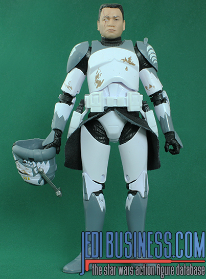 Commander Wolffe The Clone Wars