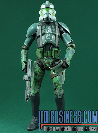 Commander Gree figure, The Black Series 6""