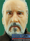 Count Dooku Attack Of The Clones The Black Series 6""