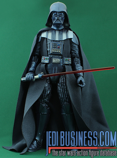 Darth Vader figure, bscarbonized