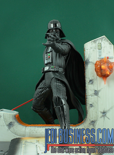 Darth Vader figure, bssixcenterpiece