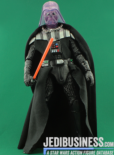 Darth Vader Emperor's Wrath The Black Series 6""