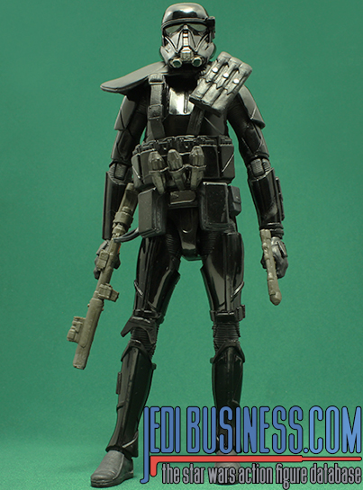 Death Trooper figure, bssixthreeexclusive