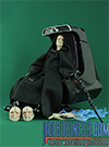 Palpatine (Darth Sidious), With Throne figure
