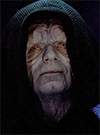 Palpatine (Darth Sidous), With Throne figure