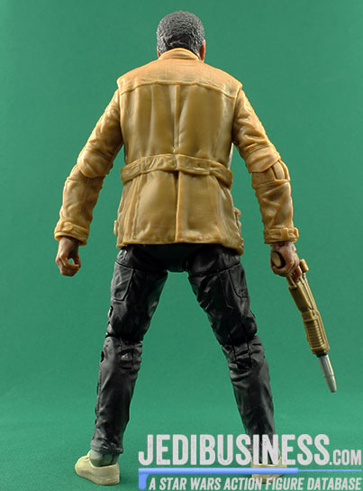 Finn Jakku The Black Series 6""