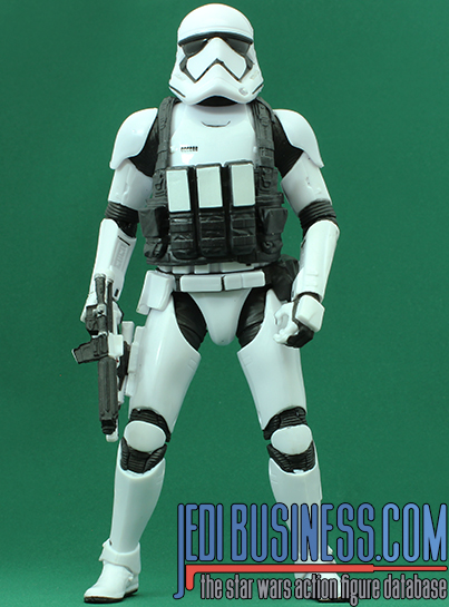 Stormtrooper figure, The Black Series 6""
