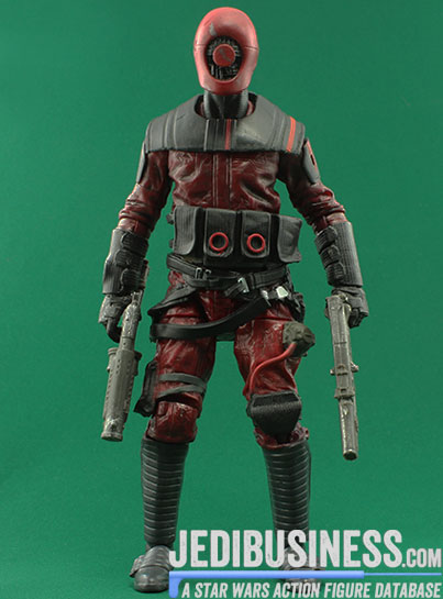 Guavian Enforcer The Force Awakens The Black Series 6""
