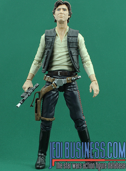 Han Solo figure, BlackSeries40