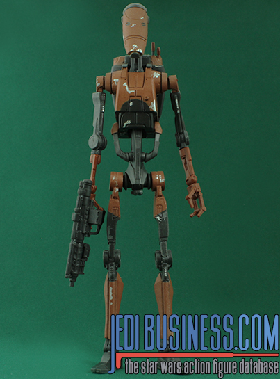 Battle Droid figure, bsgaminggreats
