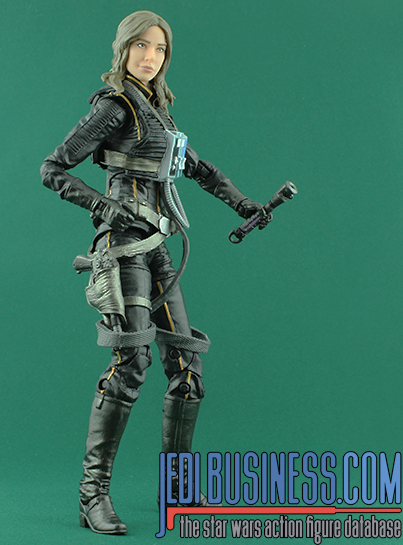 Jaina Solo Legends Star Wars The Black Series 6""