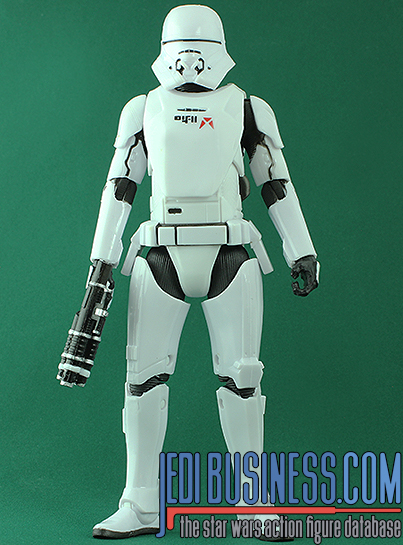 Jet Trooper figure, bssixthree