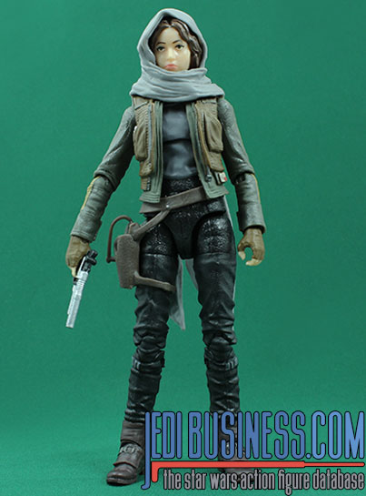 Jyn Erso Jedha The Black Series 6""