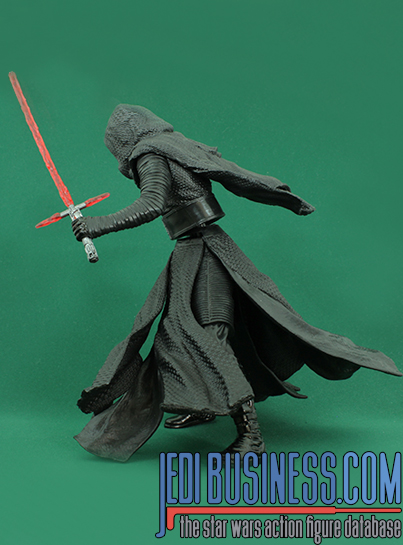 Kylo Ren Centerpiece The Black Series 6""