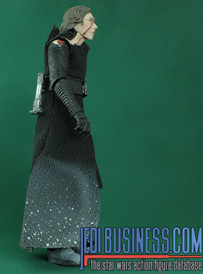 Kylo Ren SDCC 2-Pack With Rey Star Wars The Black Series 6""